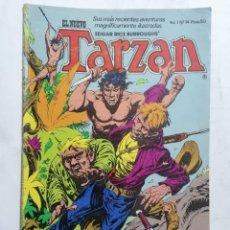 Cómics: EL NUEVO TARZAN, VOL 1 - Nº 14, TOUTAIN EDICIONES, 1980. Lote 221650458