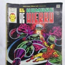 Cómics: EL HOMBRE DE HIERRO, MUNDI COMICS VOL 2 - Nº 62. Lote 221652052
