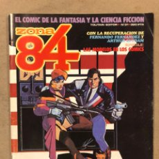 Cómics: ZONA 84 N° 31 (TOUTAIN EDITOR 1986). HOWARD CHAYKIN,. Lote 221691976