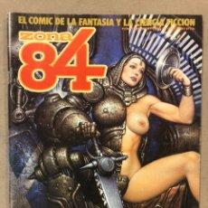 Cómics: ZONA 84 N° 32 (TOUTAIN EDITOR 1986). HOWARD CHAYKIN, F. FERNÁNDEZ, A. SUYDAM, J. BERNET,.... Lote 221692506
