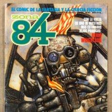 Cómics: ZONA 84 N° 41 (TOUTAIN EDITOR). BERNI WRIGHTSON,.... Lote 221695085