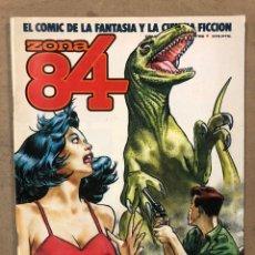 Cómics: ZONA 84 N° 66 (TOUTAIN EDITOR). SCHULTZ, CORBEN, LIBERATORE, GLIGOROV, DE FELIPE, BEA,.... Lote 221700452