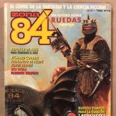 Cómics: ZONA 84 RETAPADO N° 80/82 (TOUTAIN EDITOR) CORBEN, DE FELIPE, BERNET, BEB DEUM, SERPIERI... Lote 221701545