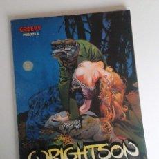 Cómics: BERNI WRIGHTSON CREEPY PRESENTA MAESTRO DEL TERROR TOUTAIN EDITOR 1981. Lote 221727113