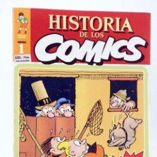 Cómics: HISTORIA DE LOS COMICS FASCÍCULO 1. UN NUEVO ARTE (VVAA) TOUTAIN, 1982. CON POSTER. OFRT. Lote 221740817