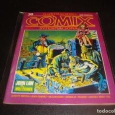 Cómics: COMIX INTERNACIONAL 38. Lote 221746986