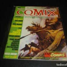 Cómics: COMIX INTERNACIONAL 41. Lote 221747053