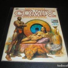 Cómics: COMIX INTERNACIONAL 13. Lote 221747078