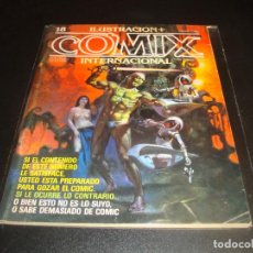 Cómics: COMIX INTERNACIONAL 18. Lote 221747417