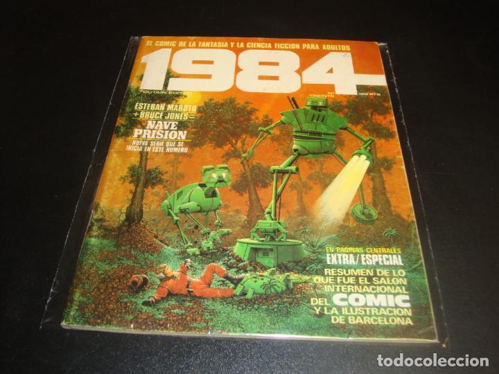1984 NUMERO TREINTA (Tebeos y Comics - Toutain - Comix Internacional)