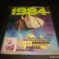 Cómics: 1984 NUMERO VEINTISEIS SIN POSTER. Lote 221748618