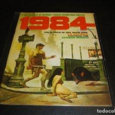 Cómics: 1984 NUMERO CINCO SEGUNDA EDICION. Lote 221749106