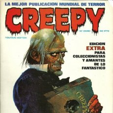 Cómics: CREEPY PRIMERA ÉPOCA NÚMERO 0. Lote 221838728