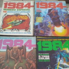 Cómics: LOTE 44 COMIC DE 1984 EDICION TOUTAIN. Lote 221870838