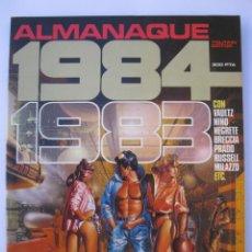 Cómics: 1984 - ALMANAQUE PARA EL AÑO 1983 - TOUTAIN EDITOR - AÑO 1982.. Lote 221877055