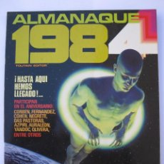 Cómics: 1984 - ALMANAQUE PARA EL AÑO 1984 - TOUTAIN EDITOR - AÑO 1983.. Lote 221877437