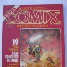 Cómics: COMIX INTERNACIONAL - EXTRA CONCURSO - TOUTAIN EDITOR - AÑO 1983.. Lote 221877921