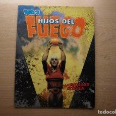 Cómics: DEN 3 - HIJOS DEL FUEGO - RICHARD CORBEN - TOUTAIN EDITOR . PRIMERA EDICION - BUEN ESTADO. Lote 222014077