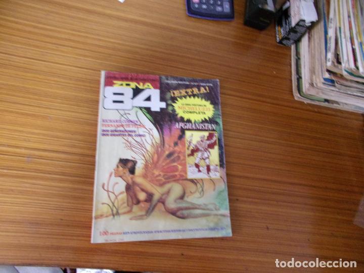 ZONA 84 Nº 87 EDITA TOUTAIN (Tebeos y Comics - Toutain - Zona 84)