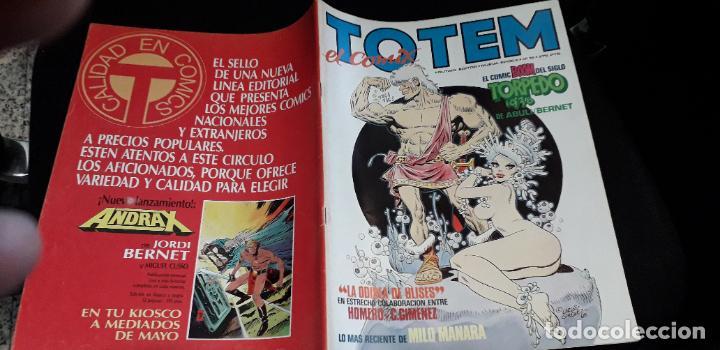 Cómics: COMIC TOTEM EL COMIX 18 - Foto 4 - 238537270