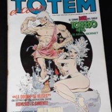 Cómics: COMIC TOTEM EL COMIX 18. Lote 222100317