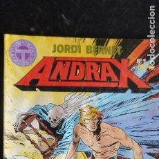 Cómics: ANDRAX Nº 1. Lote 222129980