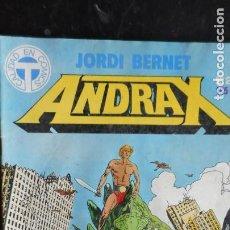 Cómics: ANDRAX Nº 2. Lote 222130045