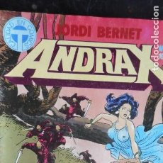 Cómics: ANDRAX Nº 3. Lote 222130106