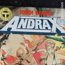 Cómics: ANDRAX Nº 4. Lote 222130176