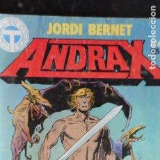 Cómics: ANDRAX Nº 6. Lote 222130230