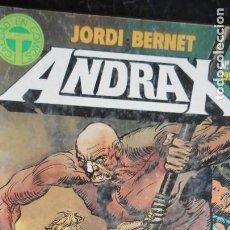 Cómics: ANDRAX Nº 7. Lote 222130303
