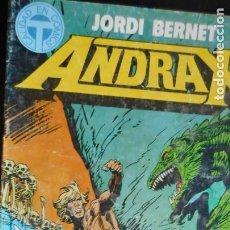 Cómics: ANDRAX Nº 11. Lote 222130350