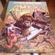 Cómics: RICHARD CORBEN MUNDO MUTANTE TOUTAIN EDITOR 1982. Lote 222193031
