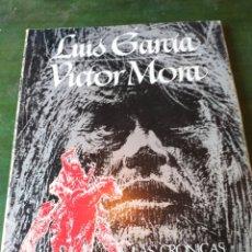 Cómics: COMIC - LAS CRONICAS DEL SIN NOMBRE - LUIS GARCIA - VICTOR MORA (TOUTAIN). Lote 222214347