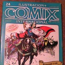 Cómics: COMIC DE ILUSTRACION COMIX INTERNACIONAL Nº 24. Lote 222436647