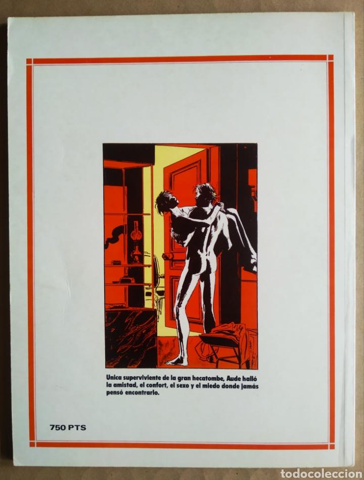Cómics: La Superviviente, por Paul Gillon (Toutain, 1990). 48 páginas a color con cubiertas en rústica. - Foto 2 - 222556753