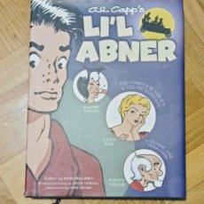 Cómics: LI'L ABNER: THE COMPLETE DAILIES AND COLOR SUNDAYS, VOL. 1: 1934-1936 (INGLÉS). Lote 222566885