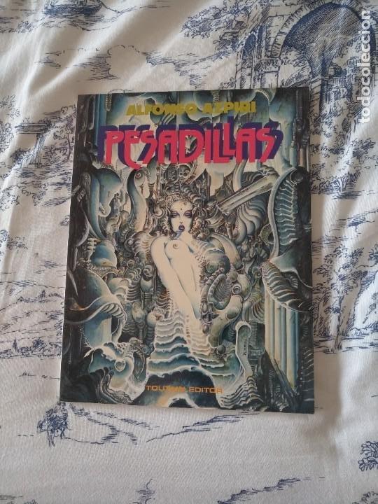 PESADILLAS AZPIRI (Tebeos y Comics - Toutain - Álbumes)