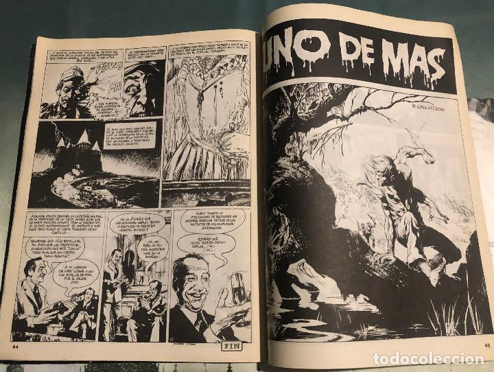 Cómics: Creepy, nº 70. 1ª época. 1985. Toutain Editor. - Foto 2 - 222652165