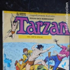 Cómics: EL NUEVO TARZAN Nº 13. Lote 222680496