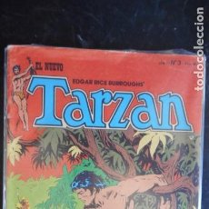 Cómics: EL NUEVO TARZAN Nº 3. Lote 222680601
