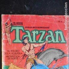 Cómics: EL NUEVO TARZAN Nº 4. Lote 222680677
