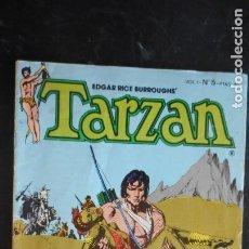 Cómics: EL NUEVO TARZAN Nº 5. Lote 222680793