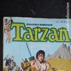 Cómics: EL NUEVO TARZAN Nº 5. Lote 222680966