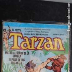 Cómics: EL NUEVO TARZAN Nº 11. Lote 222681413