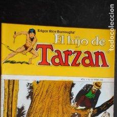 Cómics: EL HIJO DE TARZÁN Nº 11. Lote 222681546