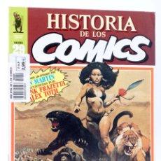 Cómics: HISTORIA DE LOS COMICS FASCÍCULO 29. HUYENDO DE LA CENSURA (VVAA) TOUTAIN, 1982. OFRT. Lote 222684713