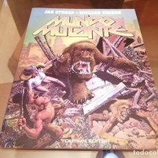 Cómics: RICHARD CORBEN MUNDO MUTANTE TOUTAIN EDITOR 1982. Lote 222698457