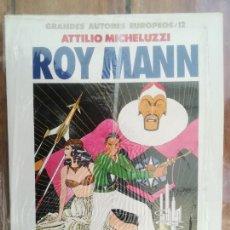 Cómics: ROY MANN. ATTILIO MICHELUZZI. TOUTAIN. Lote 222710207