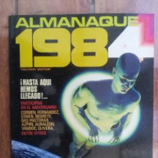 Cómics: 1984. ALMANAQUE 1983. TOUTAIN. Lote 222713200